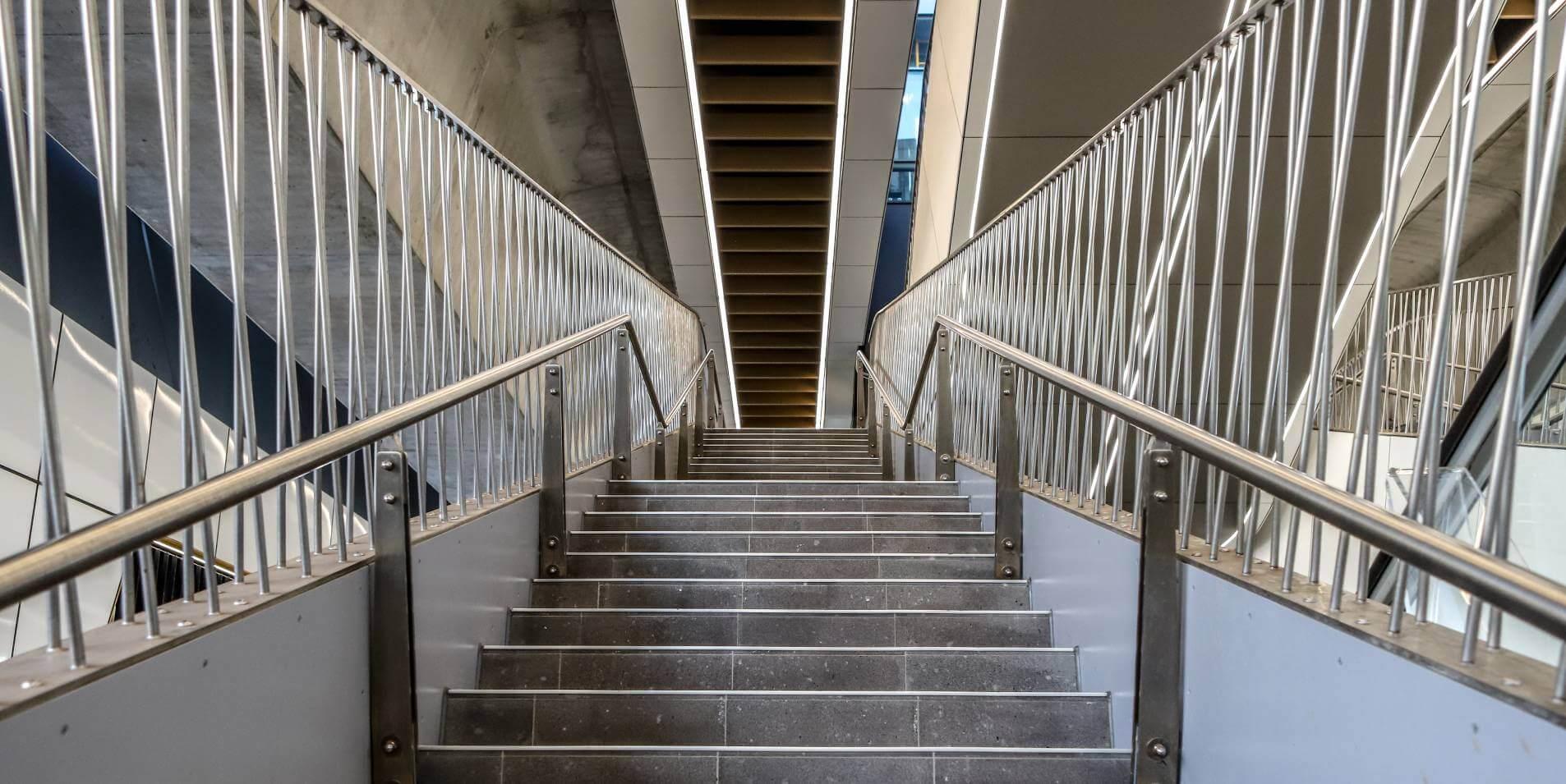 Metal balustrades installation services Melbourne